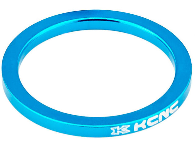 "KCNC Headset Spacer 1 1/8"" 8mm blau"